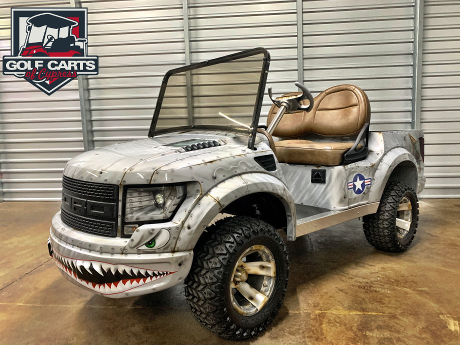 Fonkelnieuw Ford Raptor Utility Vehicle Golf Carts of Cypress Ford Raptor IR-38