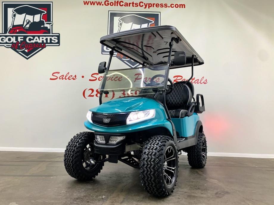 Golf Carts Of Cypress Custom Golf Cart Sales Service Rental