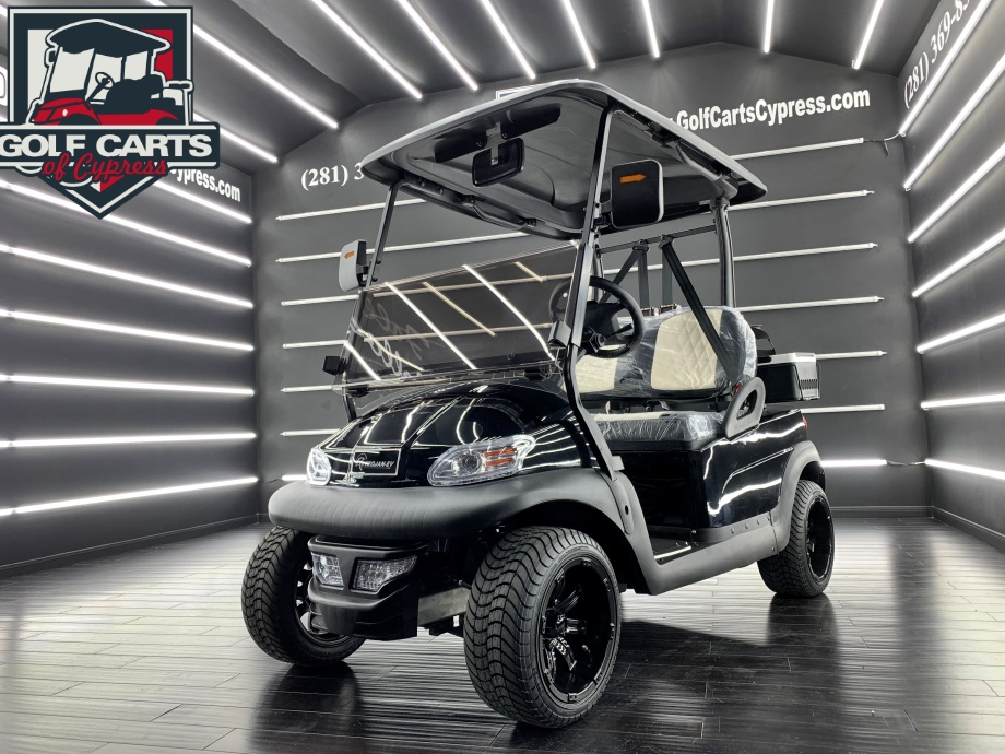 2021 Electric Trojan EV Black Golf Course Edition