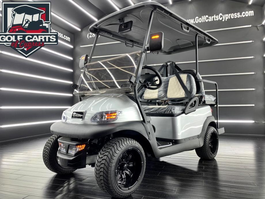 2021 Electric Trojan EV Non Lifted 4 Seater