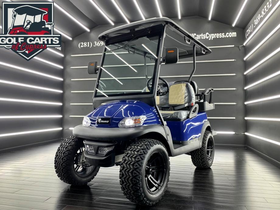 2021 Electric Trojan EV Dark Blue
